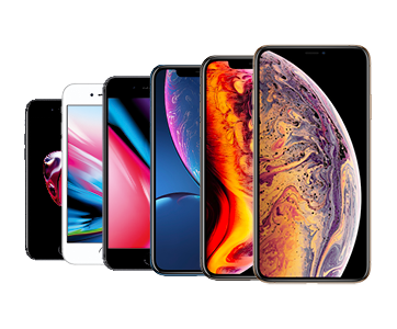 Q1 2019 - iPhone range - 6Months half price - White