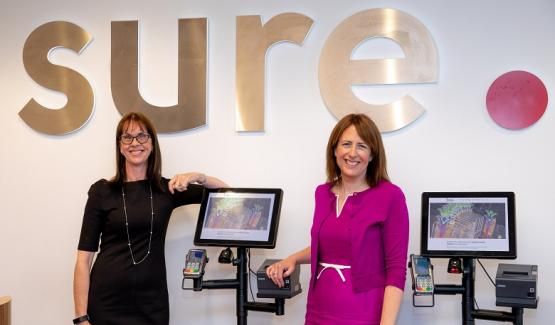 The Sure Customer Service Awards go digital